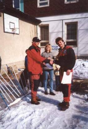 Predavani poharu pro viteze (Gejza Soky)